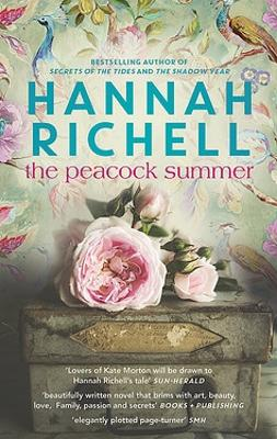 The The Peacock Summer by Hannah Richell