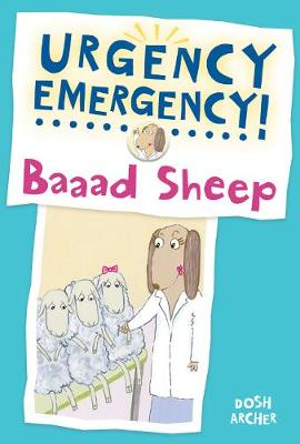 Baaad Sheep by Dosh Archer
