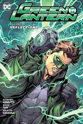 Green Lantern TP Vol 08 Reflections by Robert Venditti