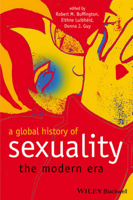 Global History of Sexuality book