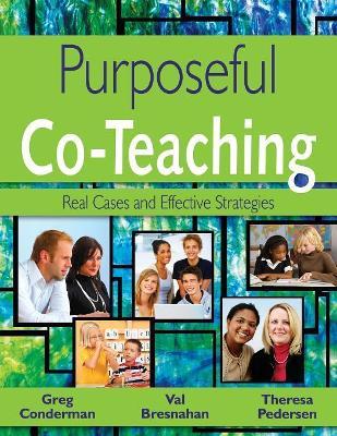 Purposeful Co-Teaching book