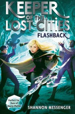 Flashback by Shannon Messenger