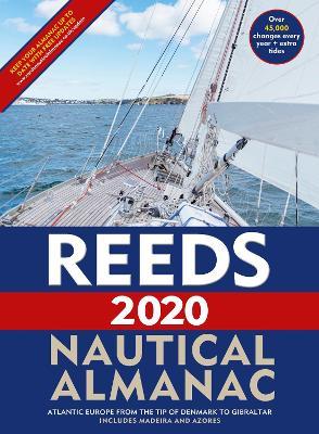 Reeds Nautical Almanac 2020 book