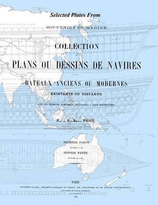 Selected Plates from Souvenirs de Marine book