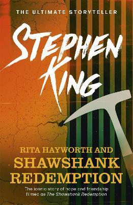 Rita Hayworth and Shawshank Redemption book