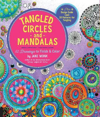 Tangled Circles and Mandalas by Jane Monk