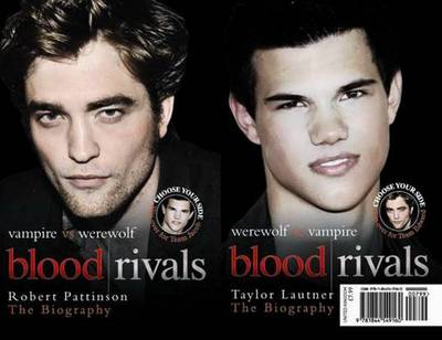 Blood Rivals by Martin Howden