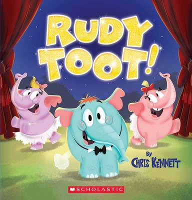 Rudy Toot! by Chris Kennett