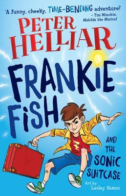 Frankie Fish and The Sonic Suitcase book
