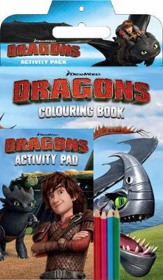 Dragons Activity Pack by