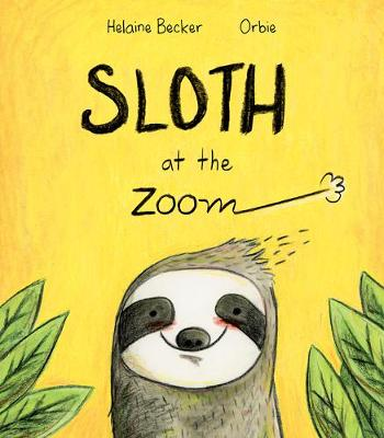 Sloth at the Zoom by Becker