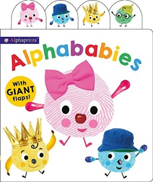 Alphababies by Roger Priddy