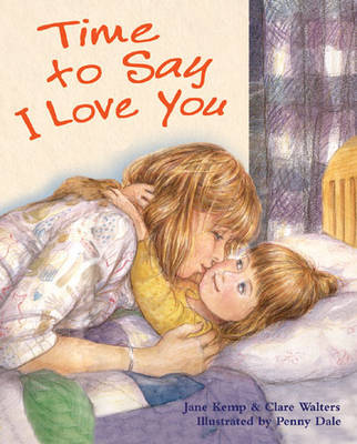 Time to Say I Love You by Jane Kemp