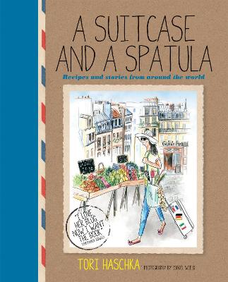 Suitcase and a Spatula by Tori Haschka