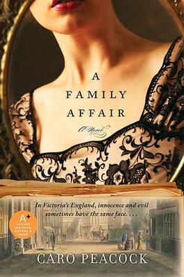 A Family Affair by Caro Peacock