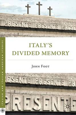 Italy's Divided Memory book