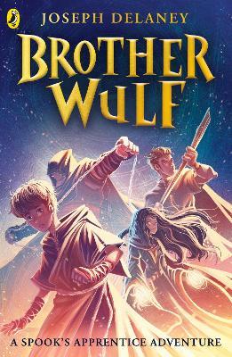 Brother Wulf book