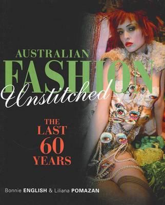 Australian Fashion Unstitched book