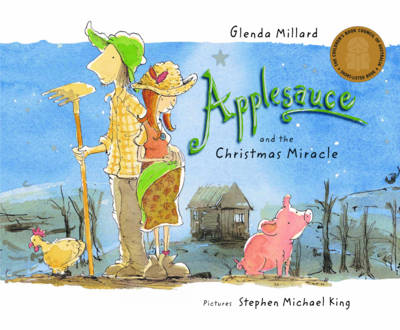 Applesauce and the Christmas Miracle by Glenda Millard