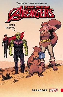 New Avengers: A.i.m. Vol. 2 - Standoff by Al Ewing
