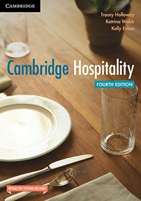 Cambridge Hospitality by Tracey Holloway