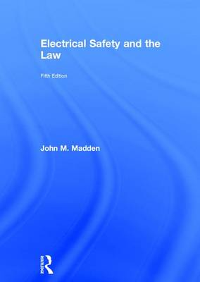 Electrical Safety and the Law book