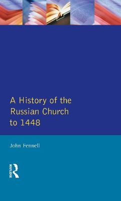 History of the Russian Church to 1488 book