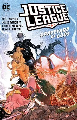 Justice League Volume 2 by Scott Snyder
