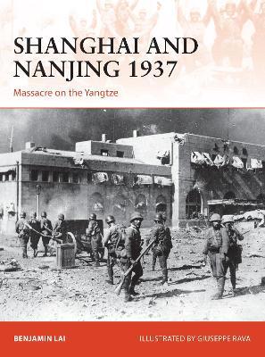 Shanghai and Nanjing 1937 by Benjamin Lai