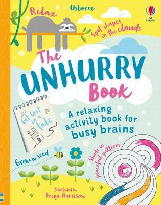 The Unhurry Book by Eddie Reynolds