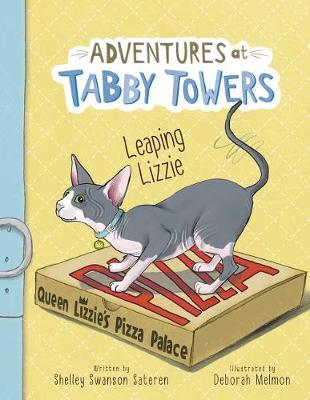 Adventures at Tabby Towers: Leaping Lizzie book