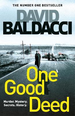 One Good Deed by David Baldacci