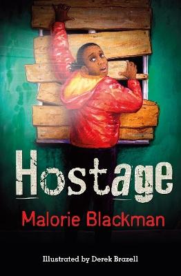 Hostage book