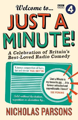 Welcome to Just a Minute! by Nicholas Parsons