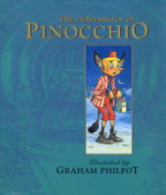 PINOCCHIO by Helen Rossendale