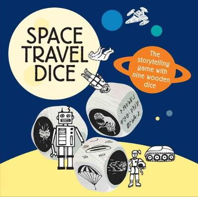 Space Travel Dice by Hannah Waldron
