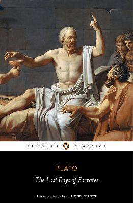 The Last Days of Socrates book