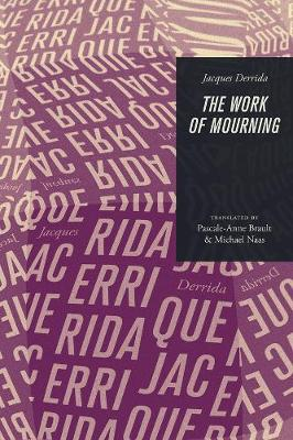 Work of Mourning book