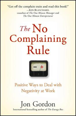 No Complaining Rule book