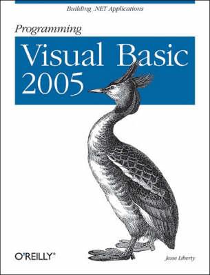 Programming Visual Basic: 2005 book