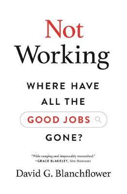 Not Working: Where Have All the Good Jobs Gone? by David G. Blanchflower