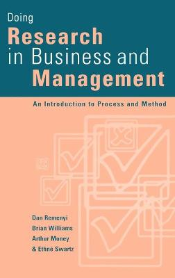 Doing Research in Business and Management by Dan Remenyi