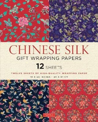 Chinese Silk Gift Wrapping Papers book