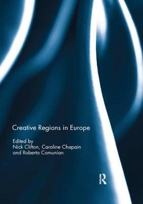 Creative Regions in Europe by Nick Clifton