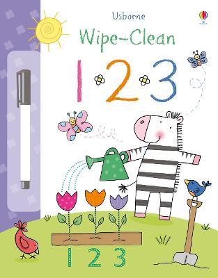 Wipe-Clean 123 book