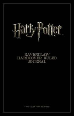 Harry Potter: Ravenclaw Ruled Pocket Jou book