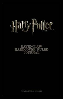 Harry Potter: Ravenclaw Ruled Pocket Jou by Insight Editions