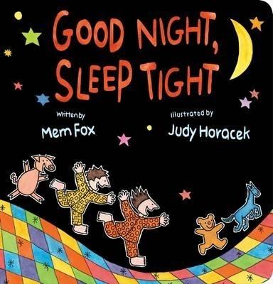 Good Night Sleep Tight book