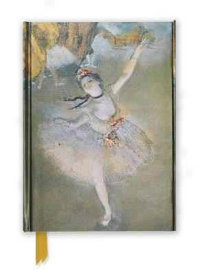 Degas: The Star (Foiled Journal) by Flame Tree