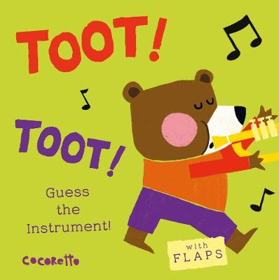 What's that Noise? TOOT! TOOT!: Guess the Instrument! by Cocoretto